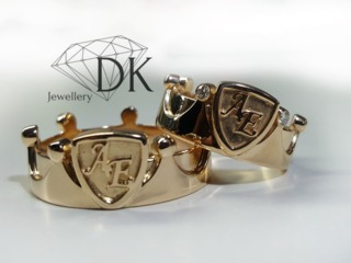 Обручальные кольца на заказ.Verighete la comanda de la 500 lei. Ювелир с опытом работы более 18 лет.