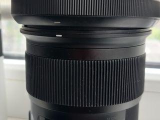 Sigma 50mm 1.4g A Series Canon