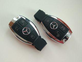 Ключи для Mercedes