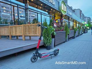Электросамокат Ada Smart Z100- Эксклюзивные самокаты! до 40 км на одном заряде!