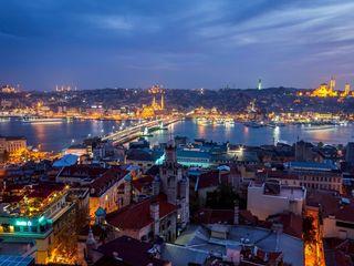 Новый Год в Стамбуле. 175 евро / 3 ночи