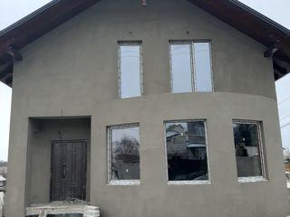 Spre vînzare casă în 2 nivele,170m2,comuna bubuieci!