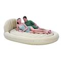 Надувная двуспальная кровать оригинального дизайна Bestway 67397
