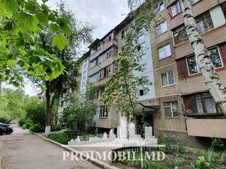 Botanica! 3 camere cu living, euroreparație, mobilate! 62 mp, 42 000 euro!