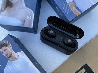 Качественные Bluetooth наушники + повербанк