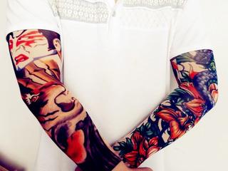 Tattoo din capron