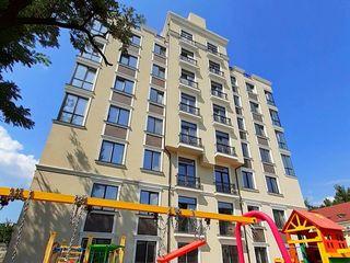 Old Town Residence! Apartament exceptional cu 3 odai in noul complex locativ din Centrul orasului!