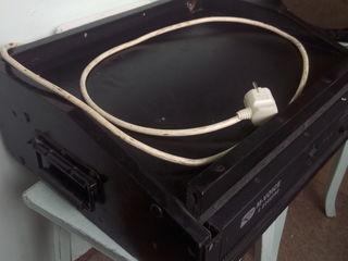 Rack amplificator-mixer - 250 de lei