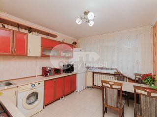 Apartament 3 camere, seria MS, euroreparație, Buiucani 57000 €