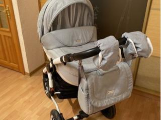 Детская коляска 2 в 1 Adamex Barletta