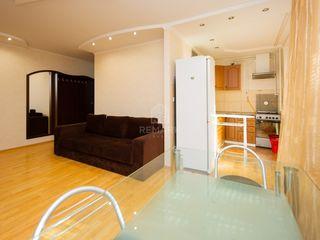 Se dă în chirie apartament cu 2 camere, amplasat în sect. Centru , bd. Negruzzi