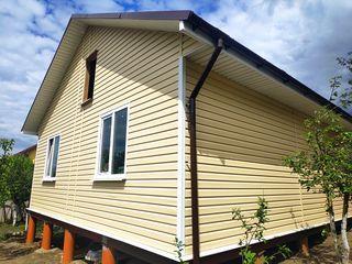 Современный дом 2 этажа 75 кв.м. Предлагаем строительство энерго-эффективных домов