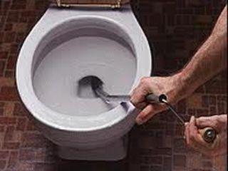 Desfundarea si curatirea canalizării.Чистка и пробивка канализаций, унитазов моек. Устранение утечек