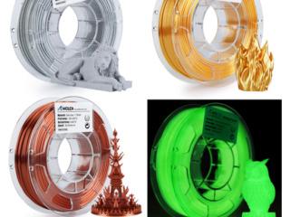 Vand urgent Filament PLA 3D Printer 1.75mm, 1kg/500g/250g/200g