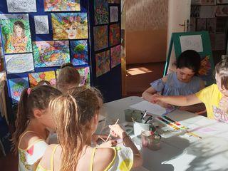 Cerc Arte plastice pentru copii la Buiucani gratis