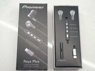 Pioneer Ray Plus, новые наушники.