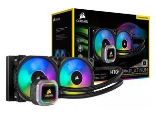 Corsair H100i RGB Platinum CPU cooler