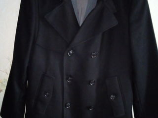 Мужская куртка, практически новая, размер 50-52. Шерсть. Италия. Недорого.