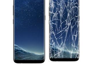 Профессиональная замена стекла Samsung Galaxy S6 S7 S8