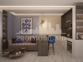 Apartament în chirie, str. Cosmescu, 450 €