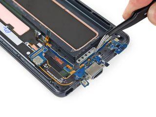 Samsung A20s A207, Nu se încarcă smartphone-ul.Luăm, reparăm, aducem !!!
