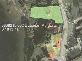 Se vinde teren pentru constructii r-l. Dubasari, s.Molovata 0.1813 ha.