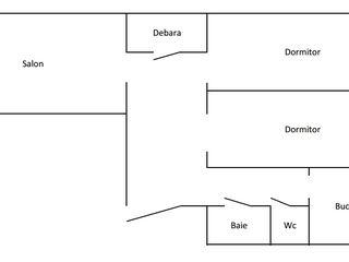 Срочно продается квартира - г. Резина ( Urgent se vinde apartament - or. Rezina)