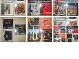 CD Rock, Jazz, Blues, Metal