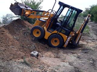 Servicii de excavare Miniexcavator