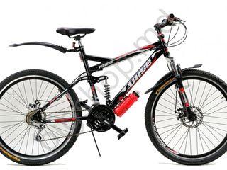 Bicicleta Racer Arise freedom 26 Black, livrare gratuita