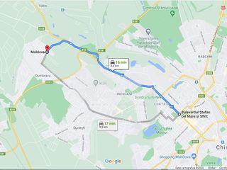 Teren cu destinație pentru construcții, 5.6 ari, Dumbrava, 15500 €