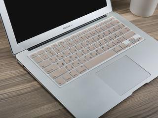 Силиконовая накладка на клавиатуру Macbook