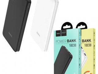 Power Bank Hoco 5200 mAh 10000 mAh 20000 mAh 30000 mAh Baterie externa Внешний аккумулятор