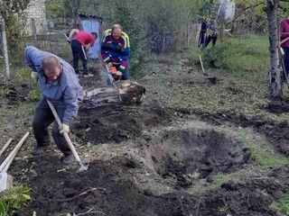Lucrători auxiliari благоустройство Расчишение территорий Уборка