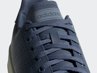 Adidas (Advantage) новые кроссовки оригинал натуральная кожа .