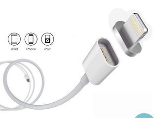 Мощный магнитный кабель для вашего iPhone/iPad/iPod запечатан в упаковке!  Звоните в любое время