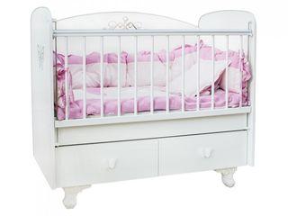 Кроватка детская double new bambini в отличном состоянии