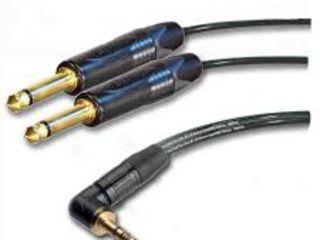 Cablu profesional pentru laptopul Neutrik 3,5 m  Livrare în toată Moldova.