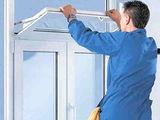 Ремонт и регулировка окон и дверей.Reparație- reglare uși geamuri. Москитные сетки на окна и двери!