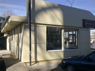 Продается комерческое помещение в торговом ряду в Бельцах на северном вокзале