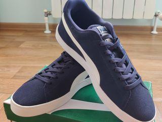 Продам новые кроссовки Puma наш 44-44,5 размер,стелька 28,5 см оригинал