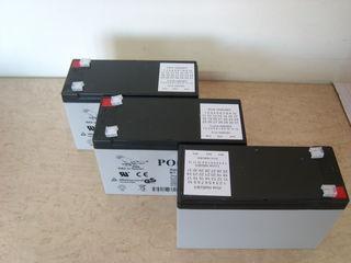 Аккумуляторы 12V, 7AH