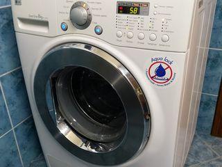 Mașină de spălat LG   8 kg