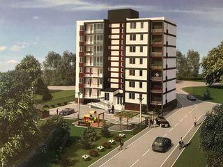 Super  preț! doar 390 euro/m2  apartament cu 1 odaie, or. Hîncești, bloc nou în variantă albă!