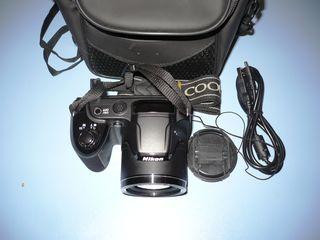Nikon CoolPix L340 в идеальном состоянии.