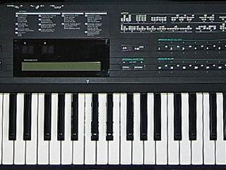 Roland Fantom XA, Yamaha DX7 IID, Yamaha DX7 IIFD, Yamaha Motif XF6