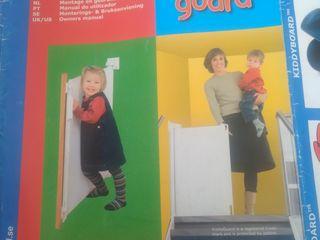 Gard de protectie pentru copii.