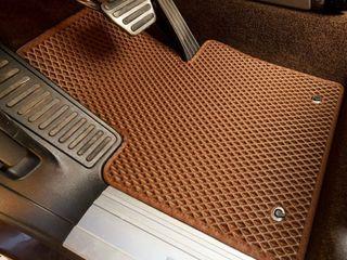 Летние  ячеистые авто коврики Eva Drive в салон и багажник - на все авто цены от производителя