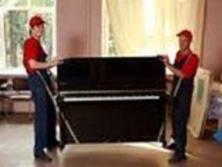 Аккуратная перевозка мебели, пианино. Опытные грузчики.