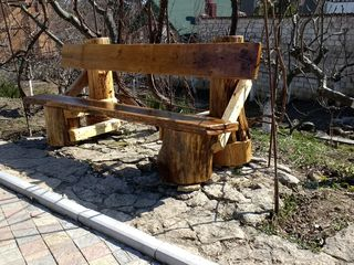 Деревянная мебель из массива (дуб,ясень,хвойные породы).Скамьи.Лавки.